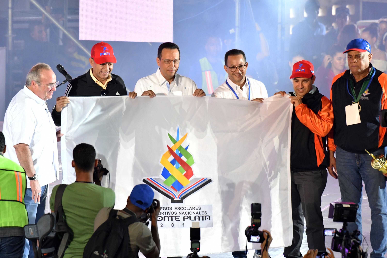 Santiago será sede de los X Juegos Deportivos Escolares Nacionales