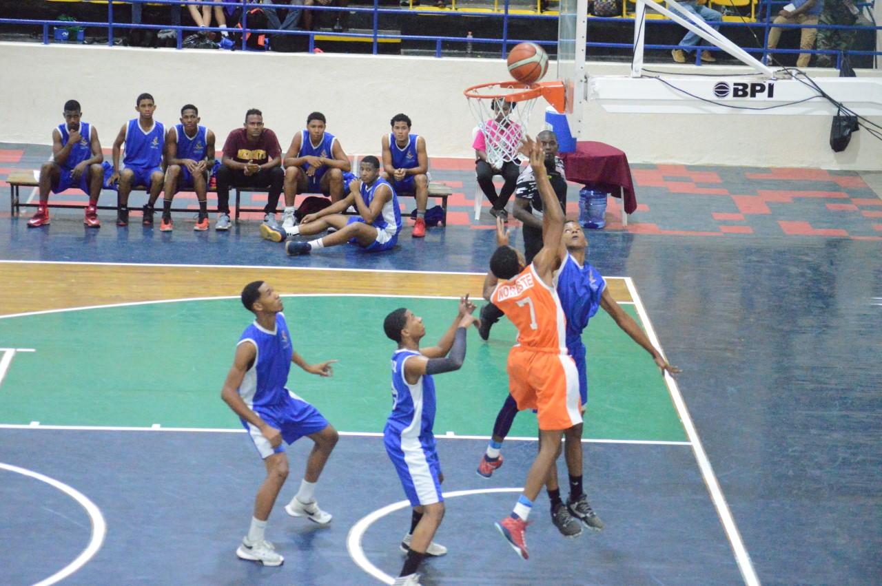Metropolitana y el Sur jugarán la final en el baloncesto masculino