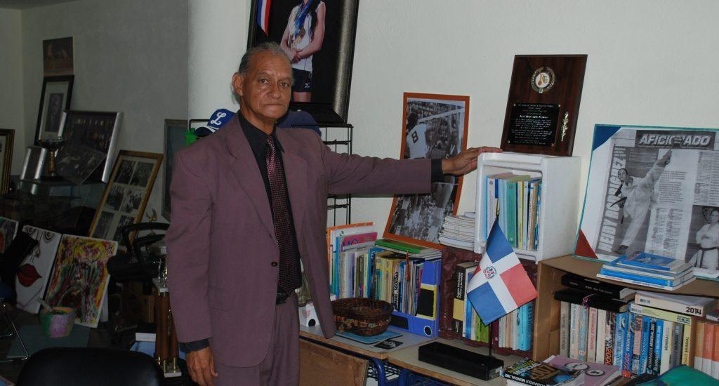 Bienvenido Peguero una vida prestada al servicio de la historia del deporte dominicano