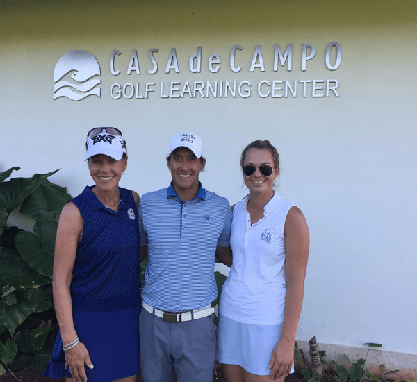 Casa de Campo recibió a la Presidenta de la PGA of America