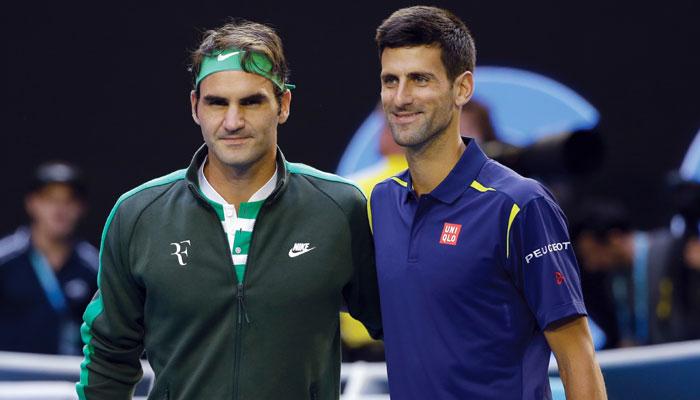 Djokovic y Federer con posibilidades de verse las caras en semis del Australia Open