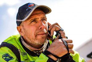 Fallece piloto Edwin Straver tras grave accidente en el Rally Dakar