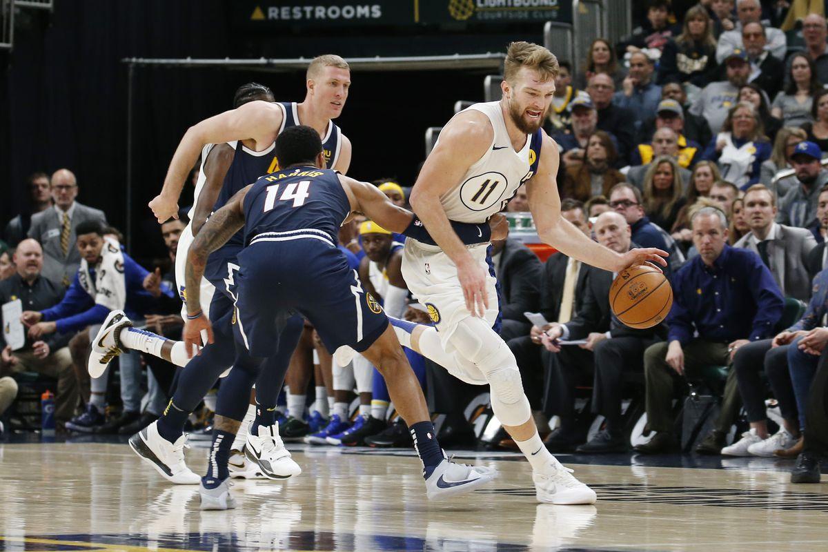 Con triple doble de Sabonis, Pacers gana quinta victoria seguida