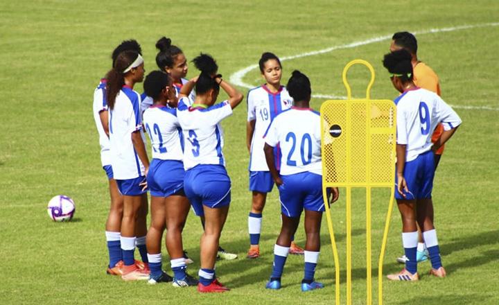 Selección Sub-20 de fútbol femenino trabaja de cara al Premundial