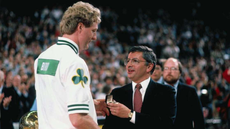 David Stern, el hombre visionario que cambió para siempre la NBA