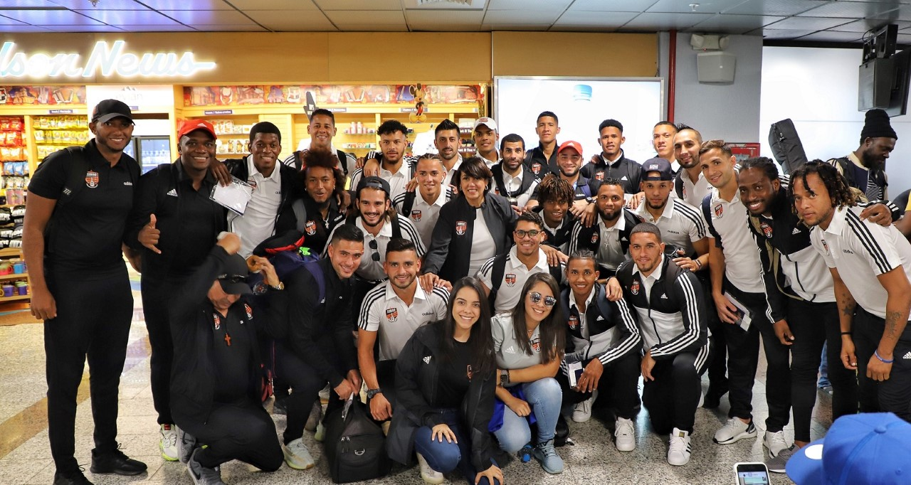 Cibao FC debuta este miércoles en torneo Campeones del Caribe