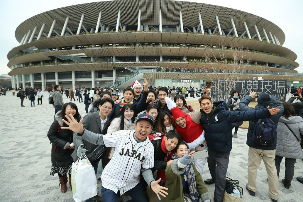 Los siete escenarios que llamarán la atención durante Tokio 2020
