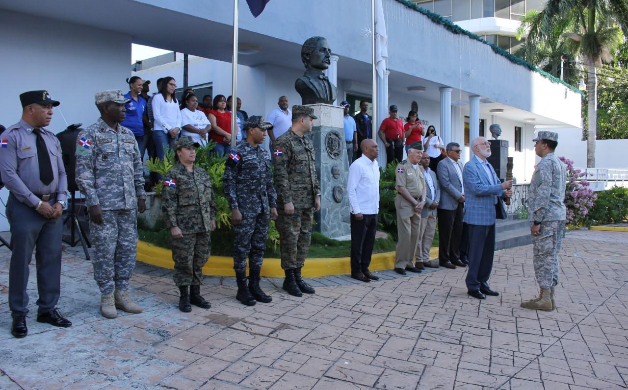 """Acosta dice Juegos Militares promueven """"humildad y paz ciudadana"""""""