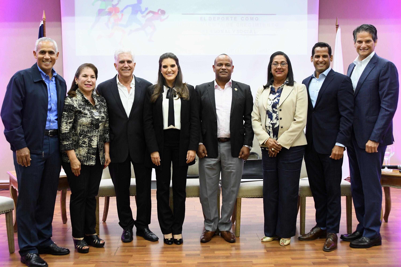 Promueven práctica deportiva como parte del desarrollo social dominicano