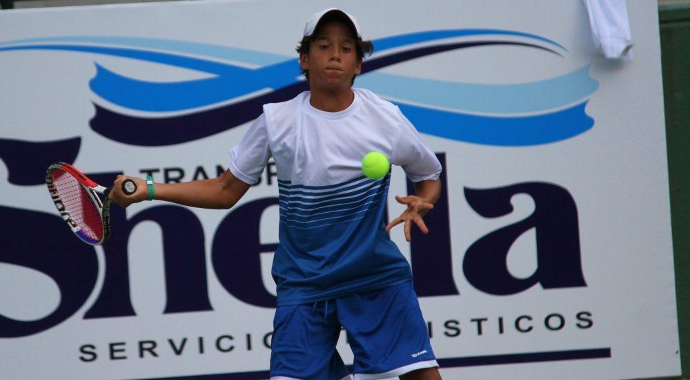 Dominicana avanzan a cuartos de final en World Junior Tennis