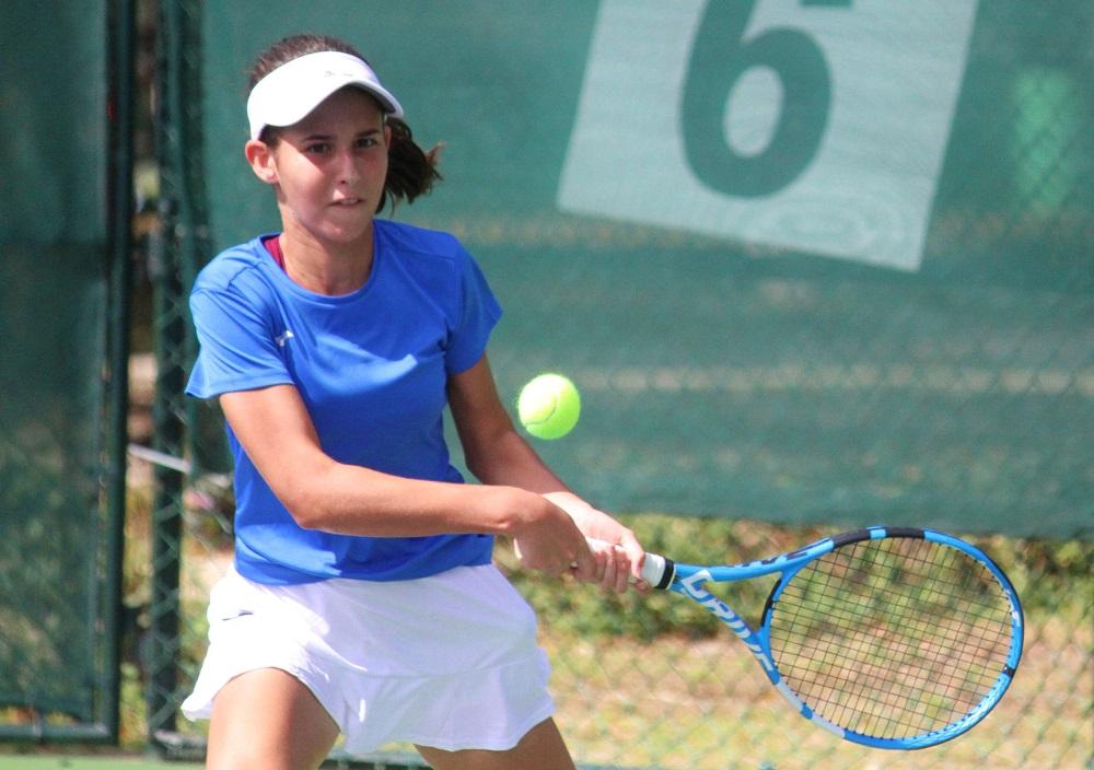 Dominicanas buscan avanzar a la final de la preclasificación World Junior Tennis U14