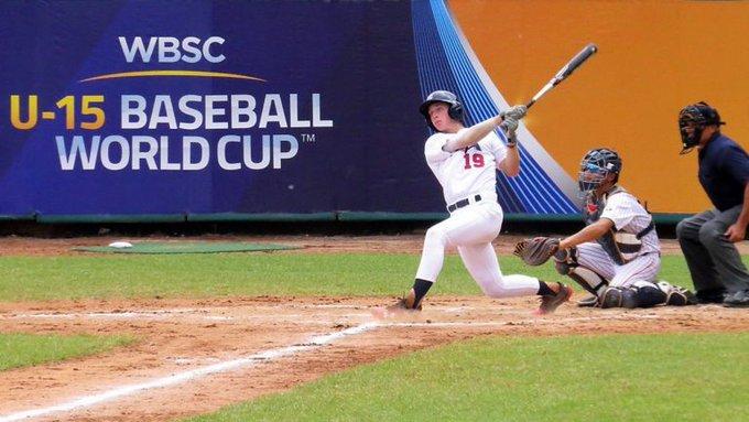Guam participará en V Copa Mundial de Béisbol Sub-15 masculino