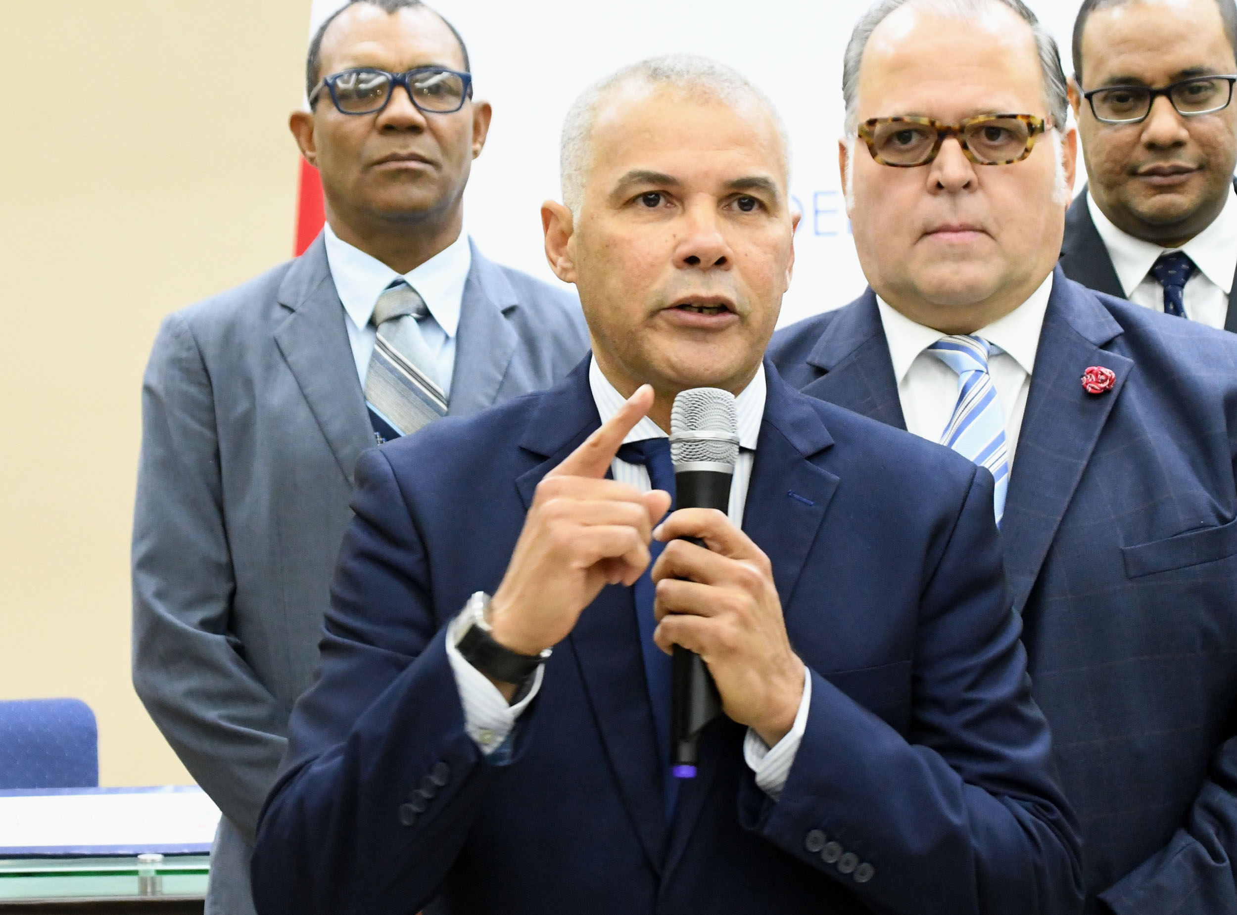 Rubén García garantiza buen futuro para el fútbol dominicano
