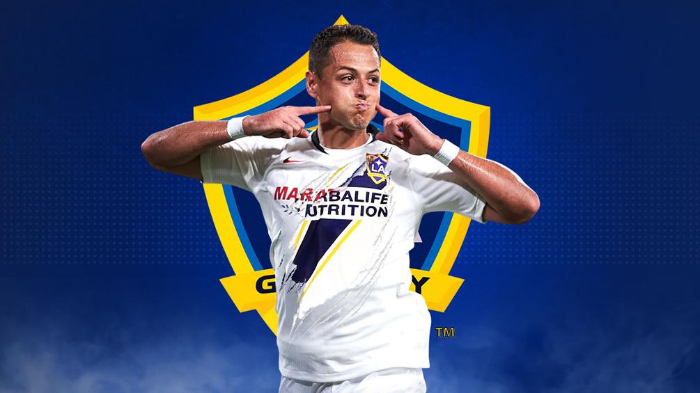Chicharito Hernández se va a la MLS; ficha con el Galaxy