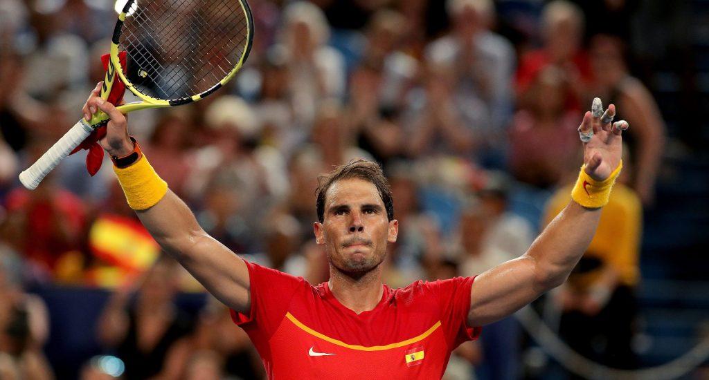 España repite victoria y Serbia avanza a los cuartos en Copa ATP