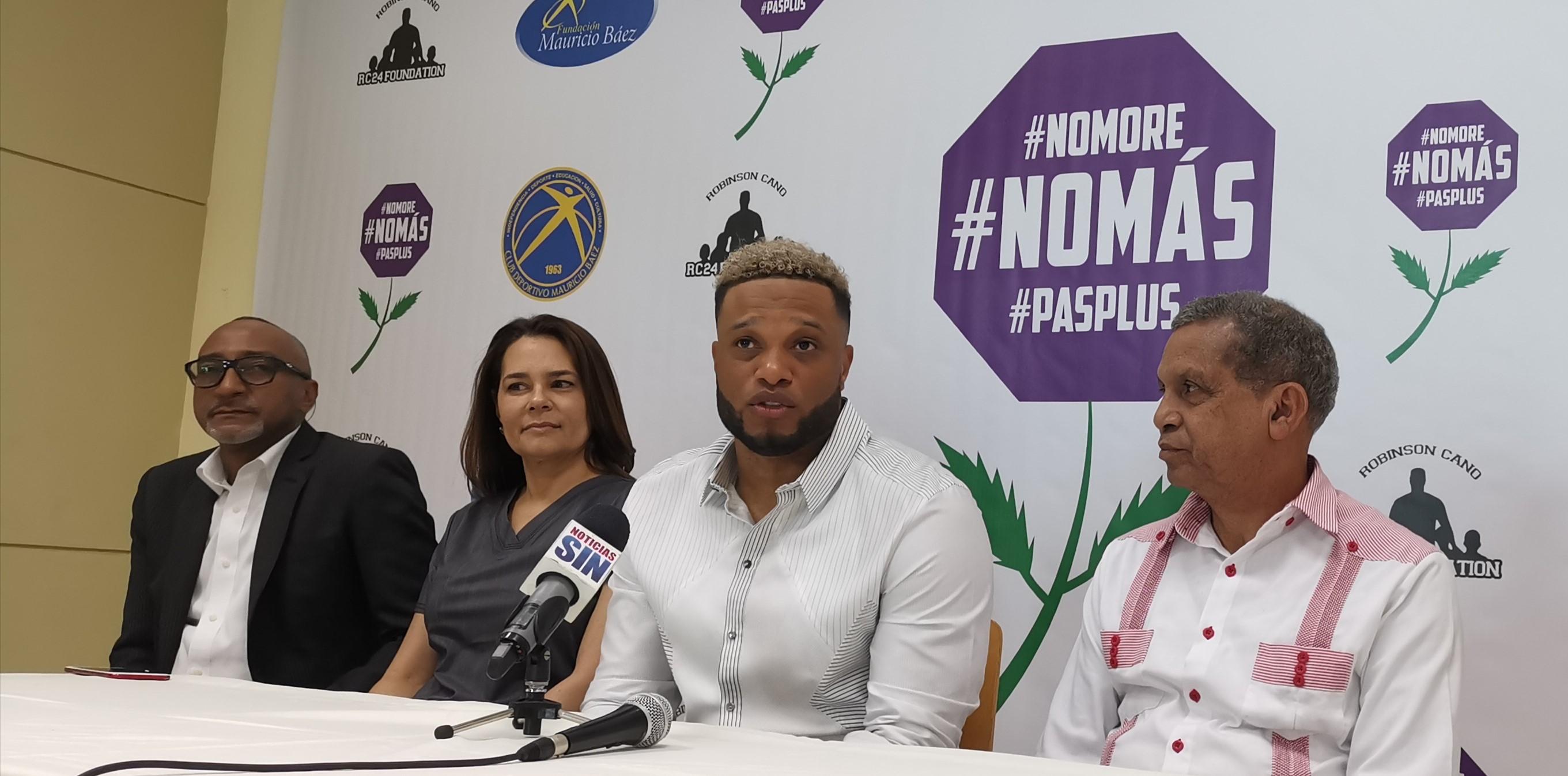 Robinson Canó hará marcha por la Violencia contra la Mujer