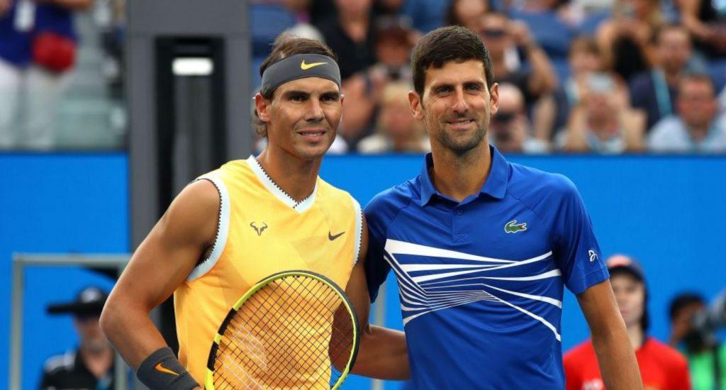 Nadal y Djokovic quieren fusionar Copa Davis y Copa ATP