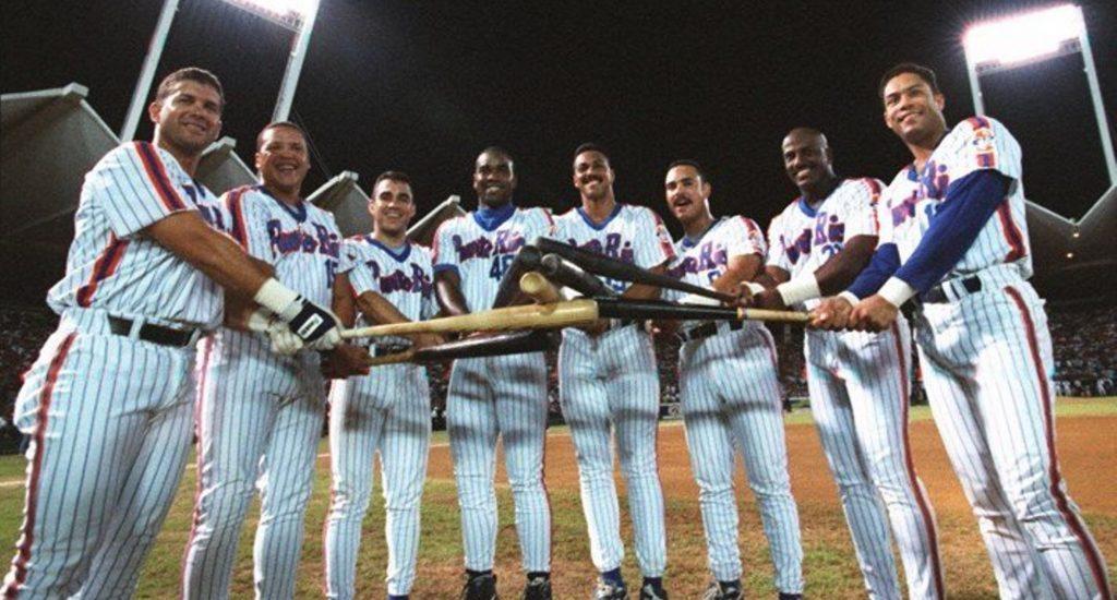 Dedicarán Serie del Caribe 2020 a equipo campeón de Puerto Rico 1995