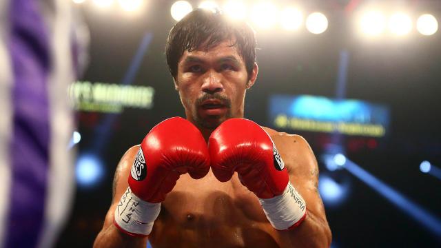 Manny Pacquiao celebra 25 años de carrera; el boxeo cambió su vida