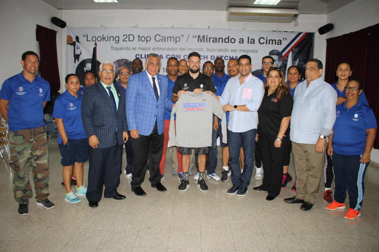 Presidente Fedombal califica de reto ruta basket 3x3 a Tokio 2020