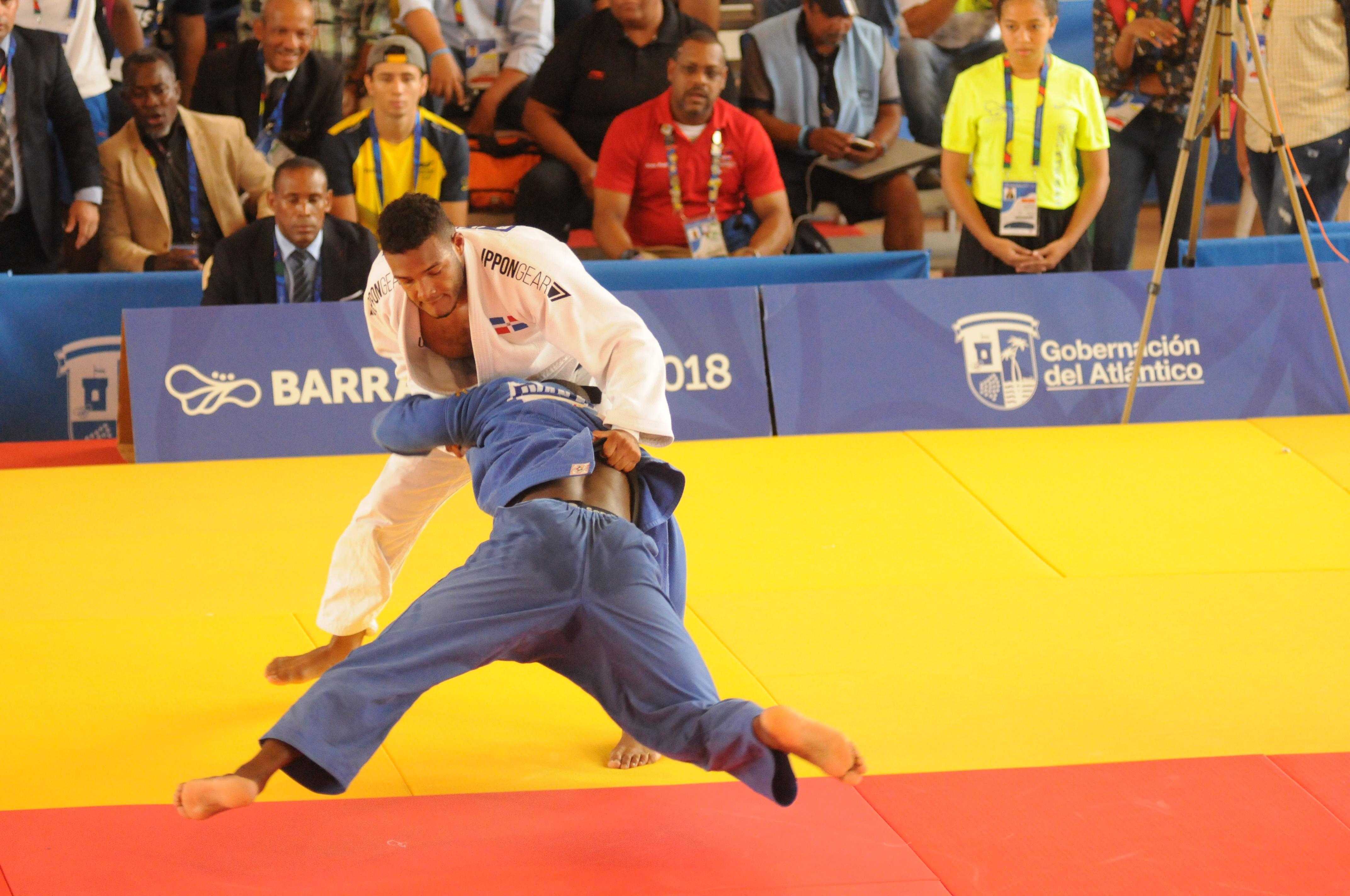 Judocas Florentino y Medina competirán este viernes en Grand Prix Tel Aviv