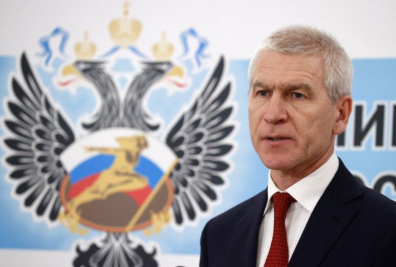 Rusia suspende temporalmente federación de atletismo