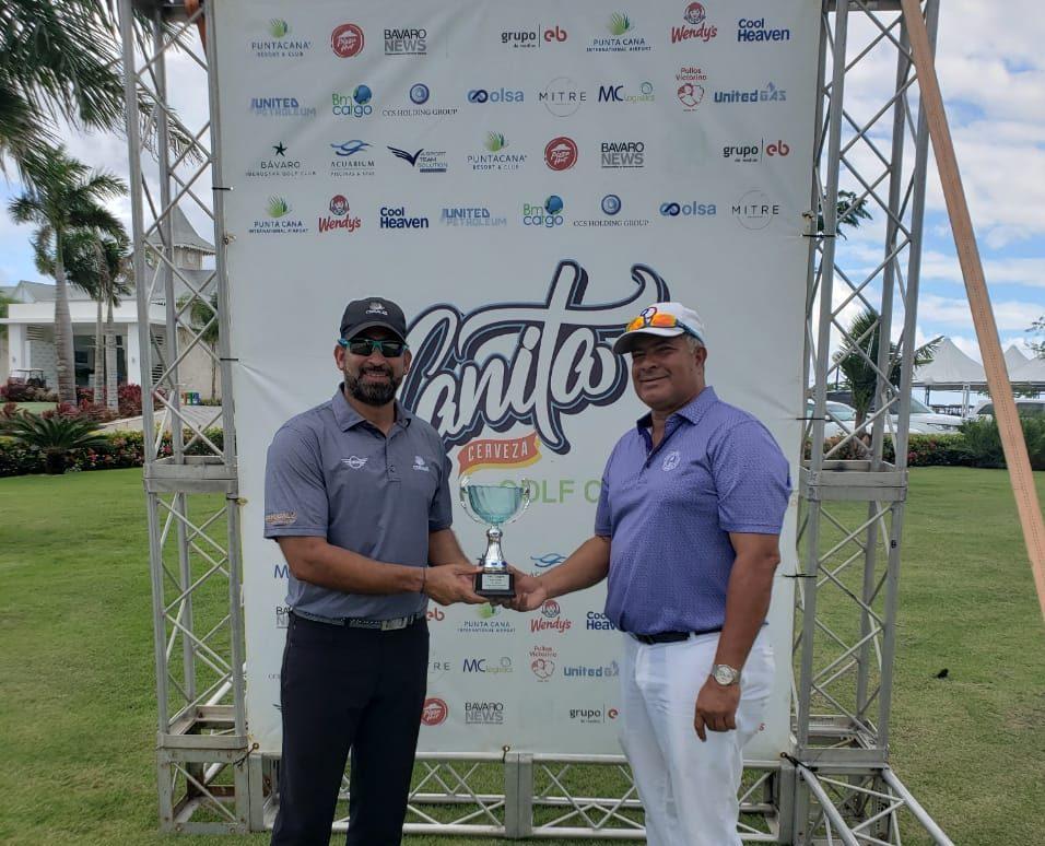Hiram Silfa gana sexta parada del Tour Canita de golf