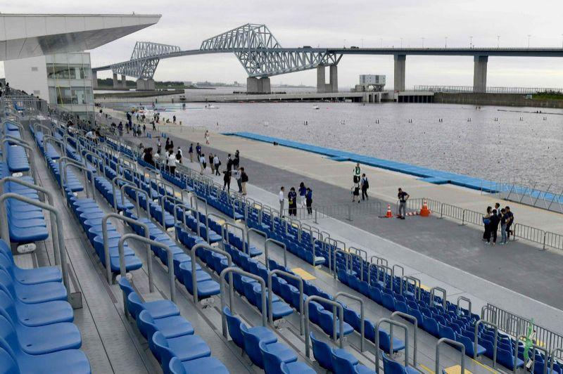 Instalaciones Tokio 2020 llamarán la atención durante los Juegos Olímpicos