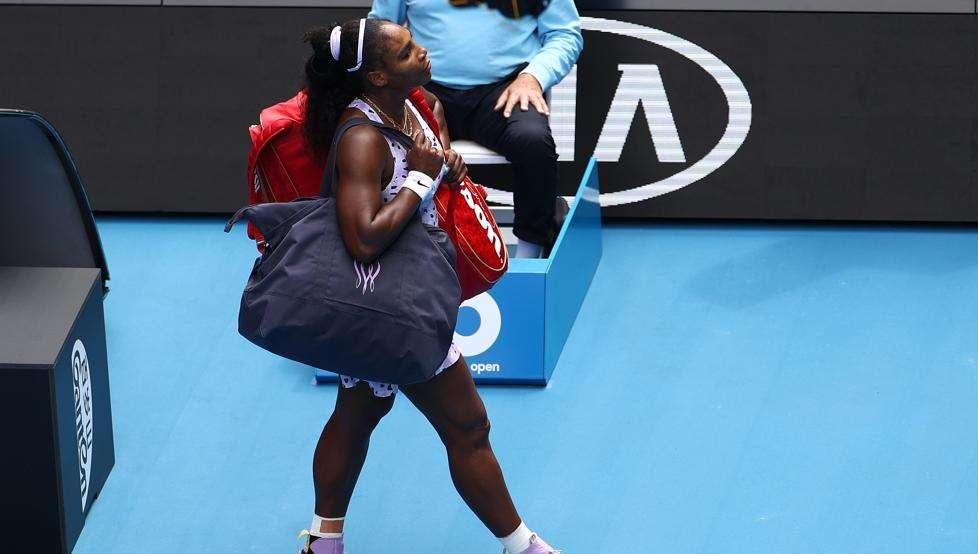 Serena Williams vuelve a caer en un Grand Slam y se aleja del récord