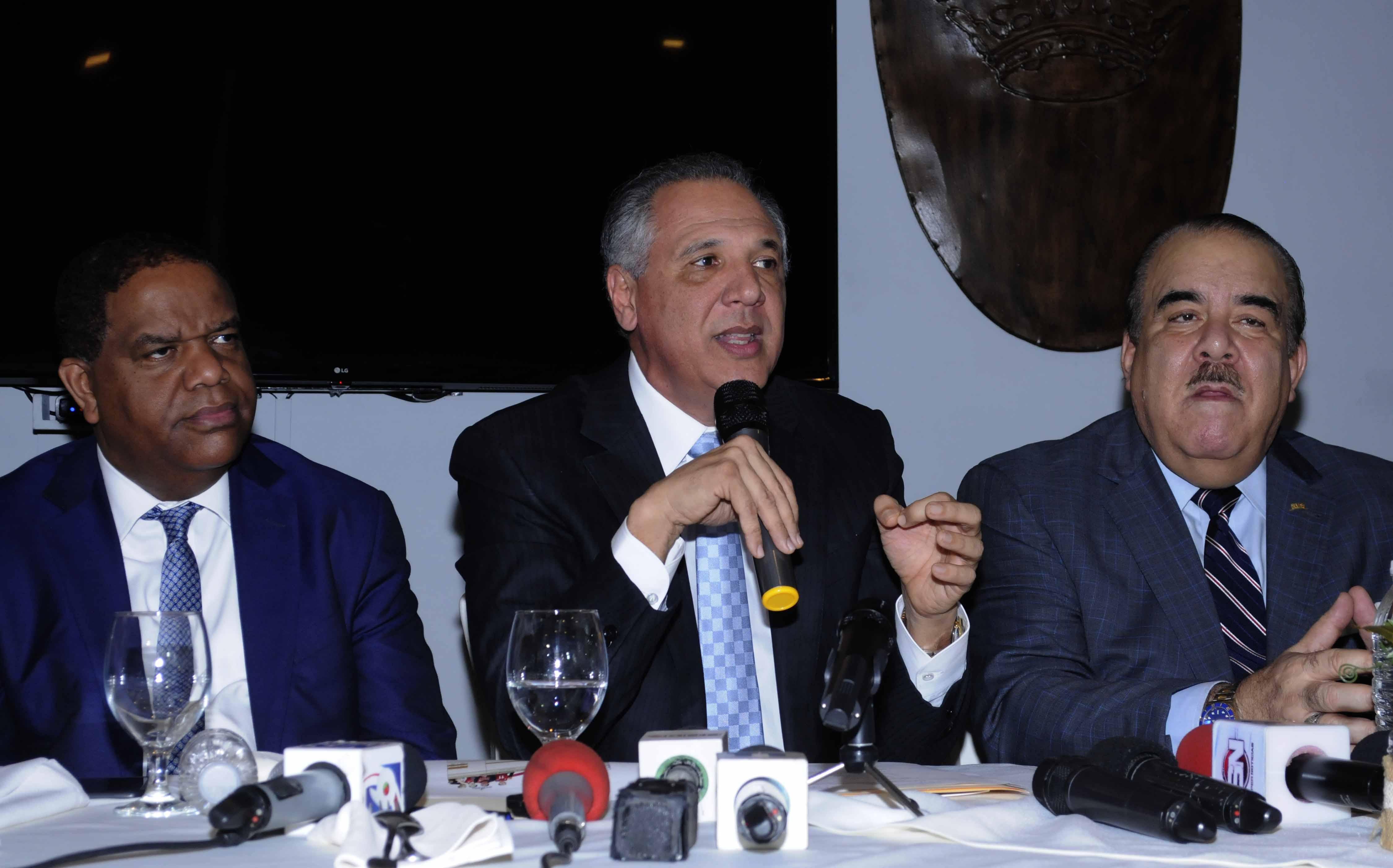 Según José Ramón Peralta, República Dominicana vivirá espectáculo mundialista