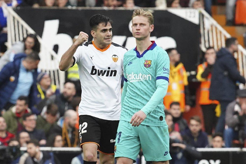 Mestalla de Valencia consigue una victoria frente al Barcelona luego de 13 años