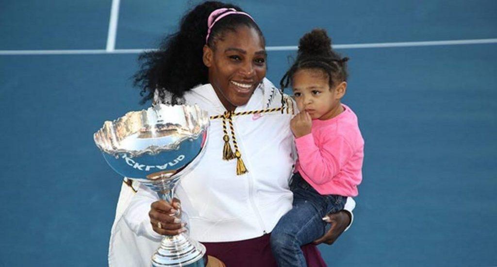 Serena Williams dejó ver su poderosa versión en torneo Auckland
