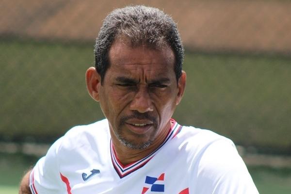 Rafael Moreno no seguirá como capitán equipo Copa Davis dominicano