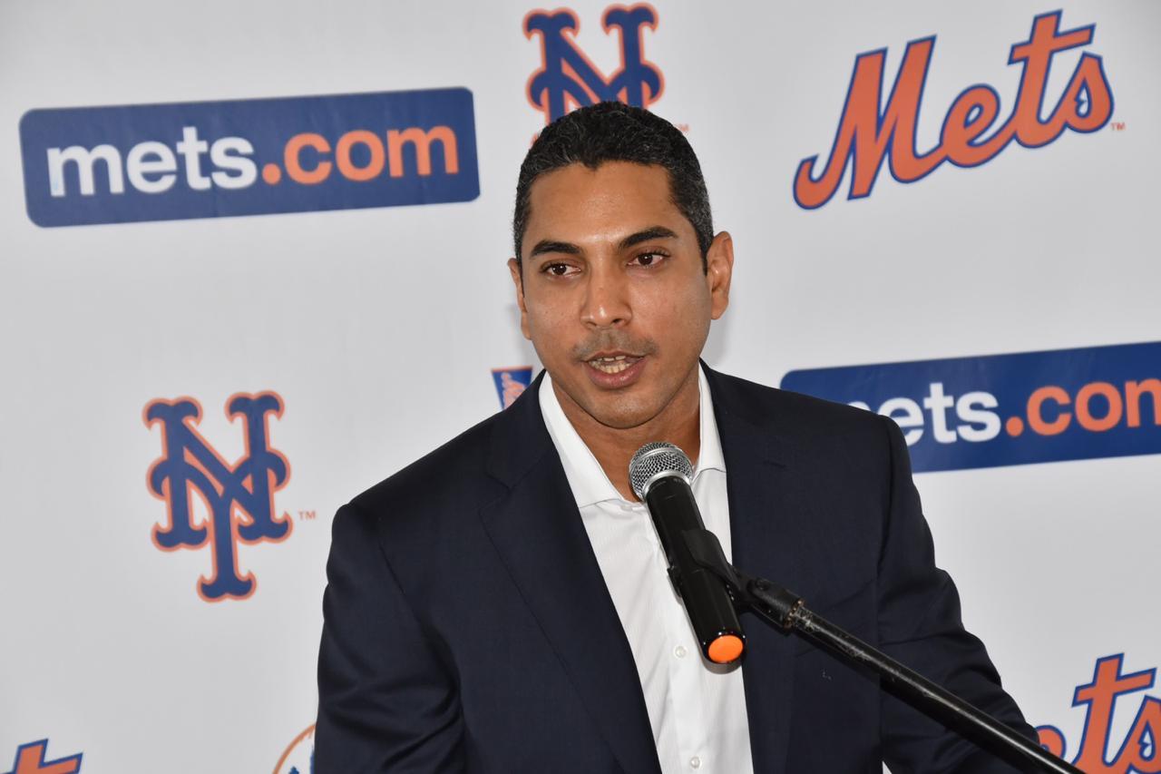 Rojas resalta trabajo mentores en paso con Mets en liga de verano