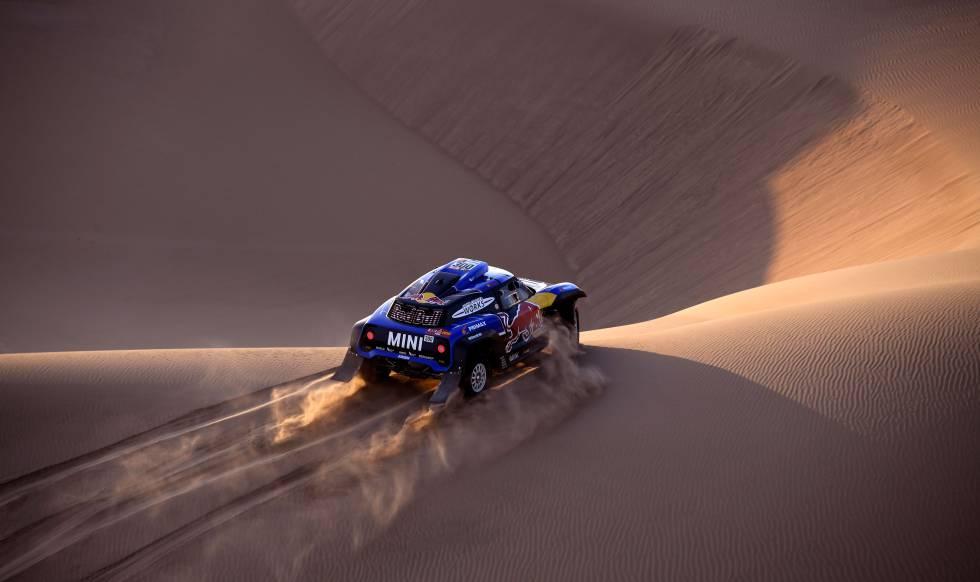Rally Dakar se muda de Sudamérica a Medio Oriente