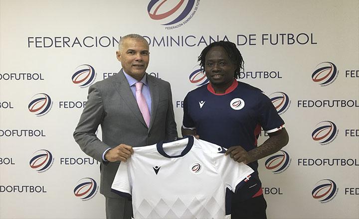 Wilkenson Pierre, nuevo entrenador de la Sedofutbol Sub-20