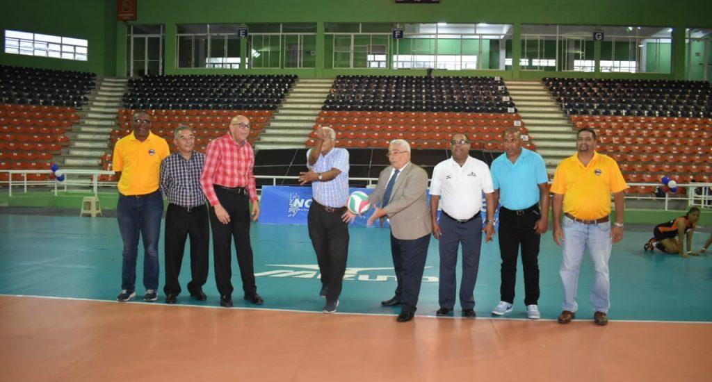 El Sur sorprende en inicio gran final Torneo Nacional Voleibol