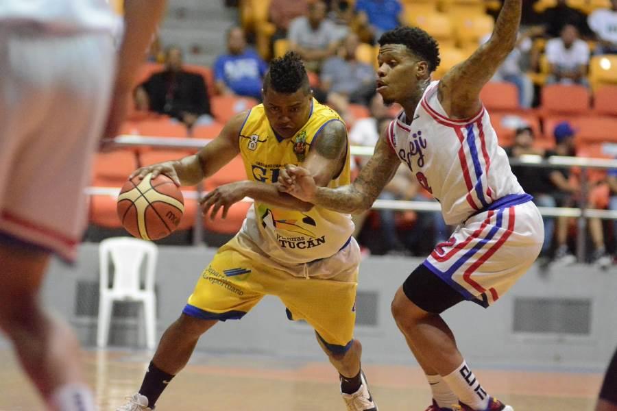 GUG sigue indetenible con victoria ante Sameji en basket Santiago
