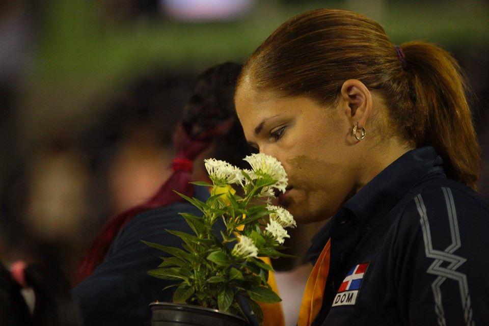 Priscila Rivera regresa este miércoles desde Hungría