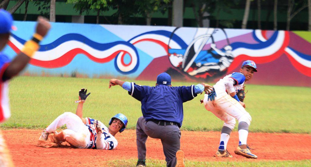 Puerto Rico y Salcedo clasifican en Béisbol Internacional de Moca