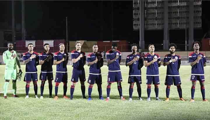 Selección preolímpica inicia preparación con 24 futbolistas del país