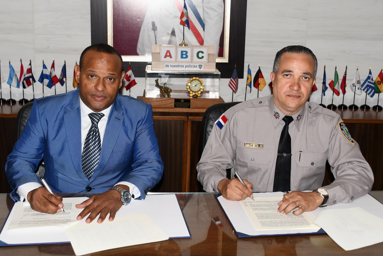 FIJ, Fedojudo y la Policía Nacional firman acuerdo de cooperación