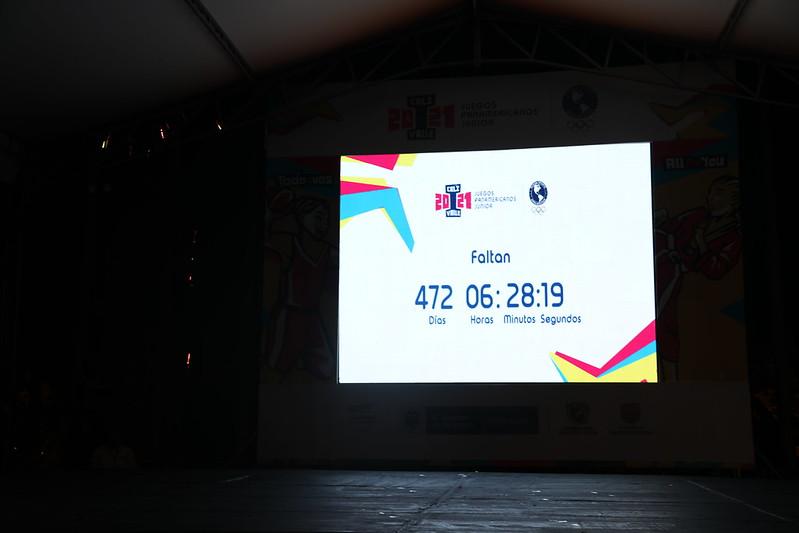 Se inicia cuenta regresiva para primeros Juegos Panamericanos Junior 2021