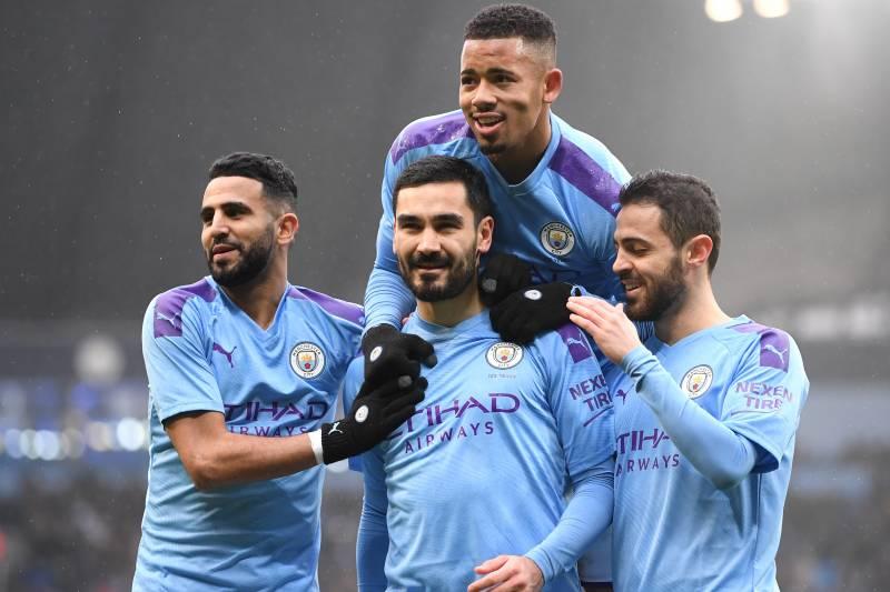 La UEFA echa al Manchester City de Europa dos años
