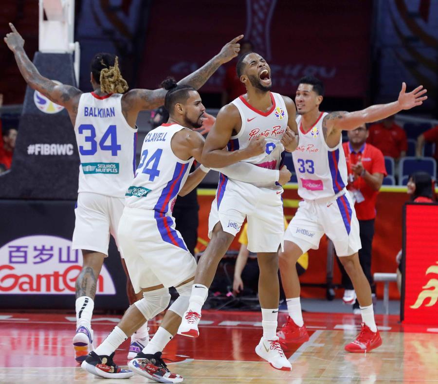 Puerto Rico se alista ante EE.UU. en clasificatorio para FIBA AmeriCup 2021
