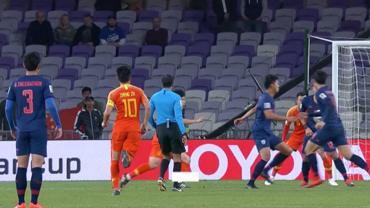 China disputará eliminatorias del Mundial en Tailandia por coronavirus