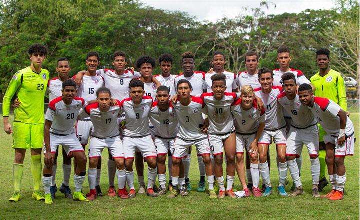 Sedofútbol Sub-20 masculina está lista para su debut premundialista
