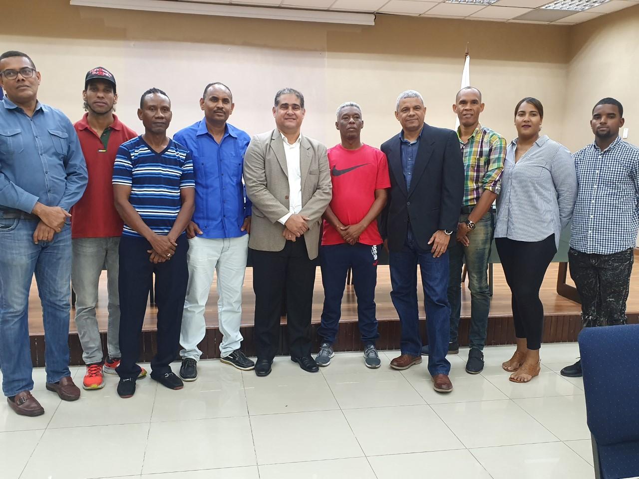 Alberto Sánchez, nuevo presidente del Bádminton Dominicano