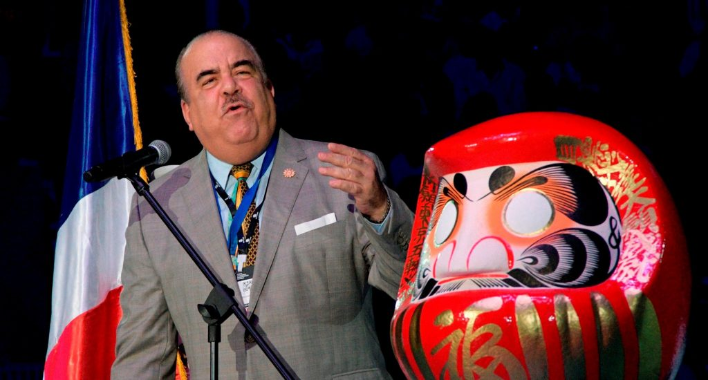 FIVB designa a Cristóbal Marte delegado técnico Tokio 2020