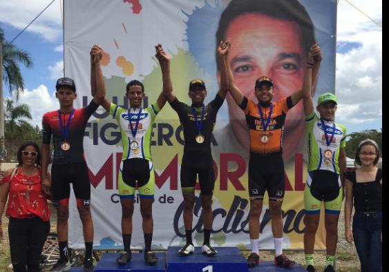Pedalistas se llevan honores en Clásico ciclismo John Figueroa